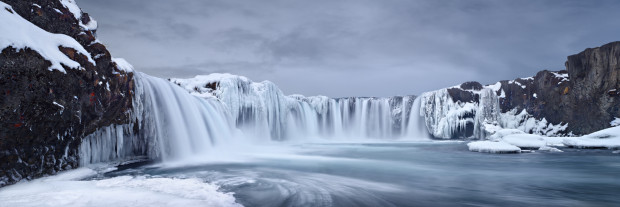 Godafoss Panorama