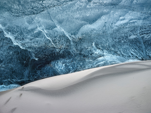 Icecave Wave