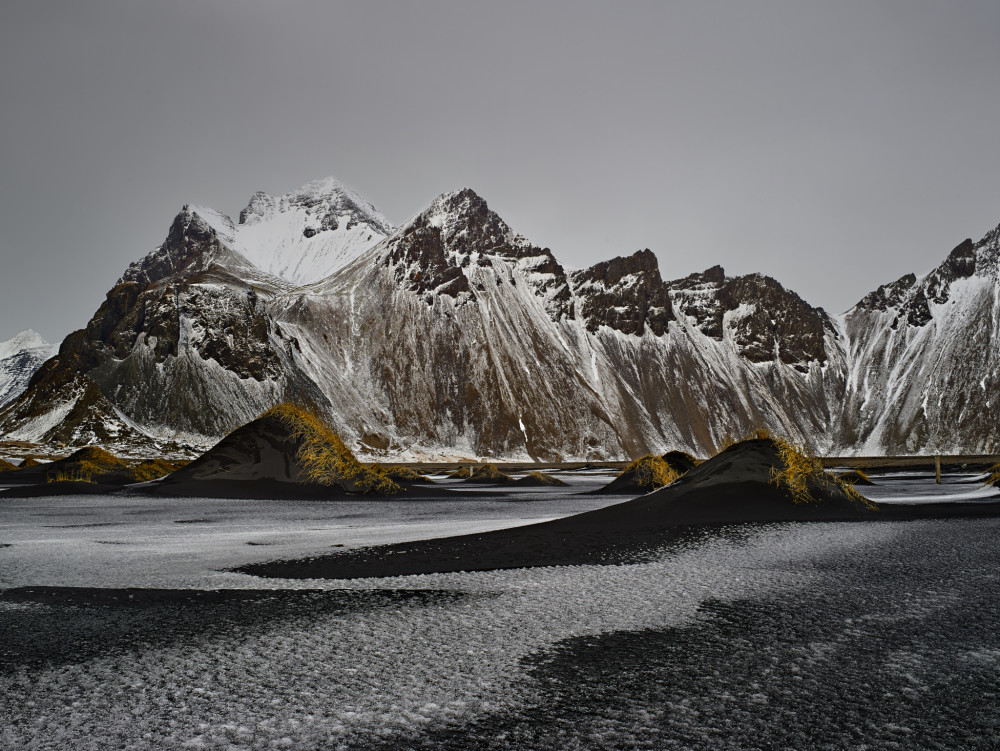 Vestrahorn Mountains
